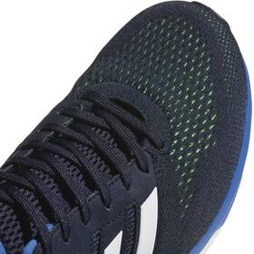 adidas Adizero Boston 7 Running Shoes Men Legend Ink/Schock Lime/Hi-Res Blue